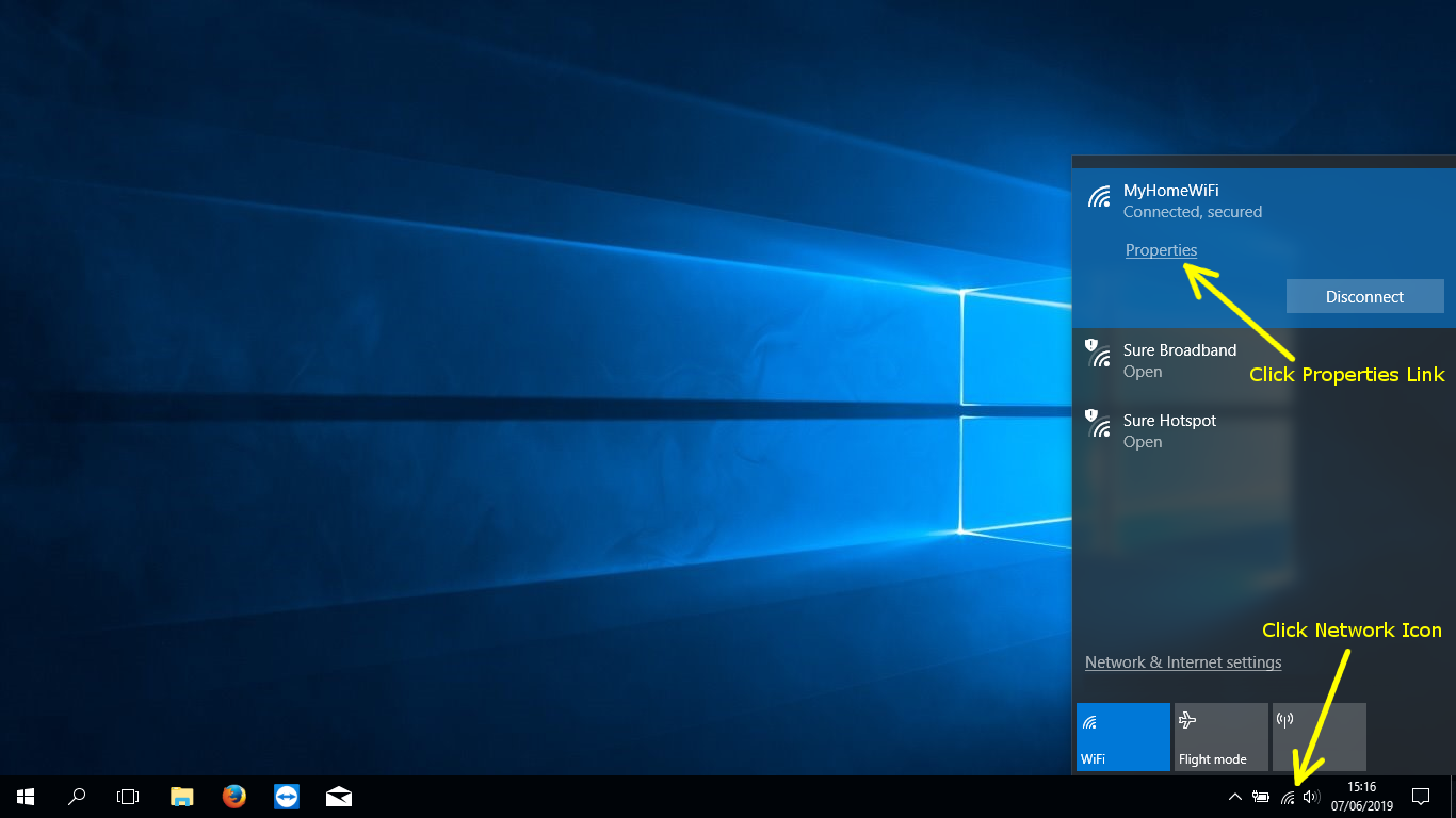 Windows 10 Data Usage | Sure Falkland Islands